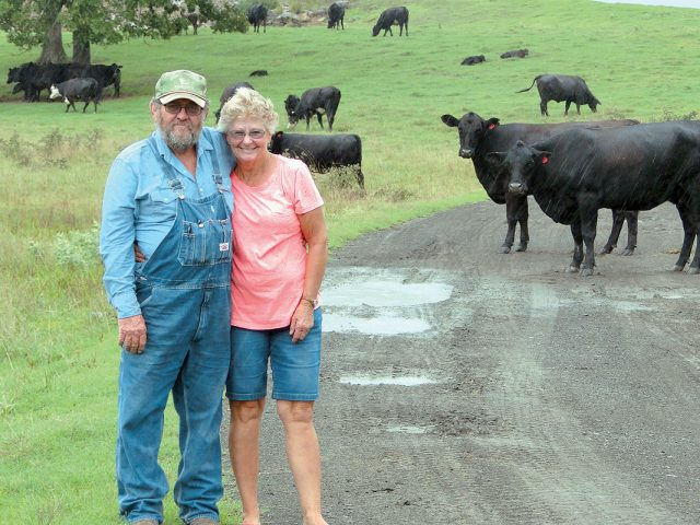 Couple Sees Their Future in Stockers