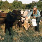 A Budding Livestock Entrepreneur