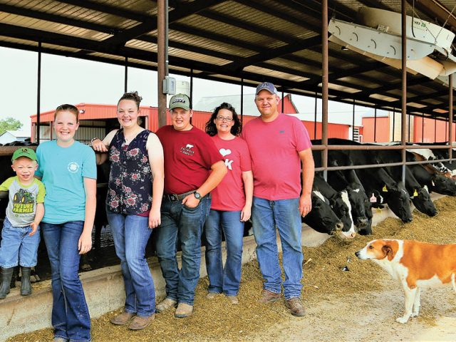 Room to Grow at Fellwock Dairy
