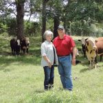 Couple Finds Joy on the Farm