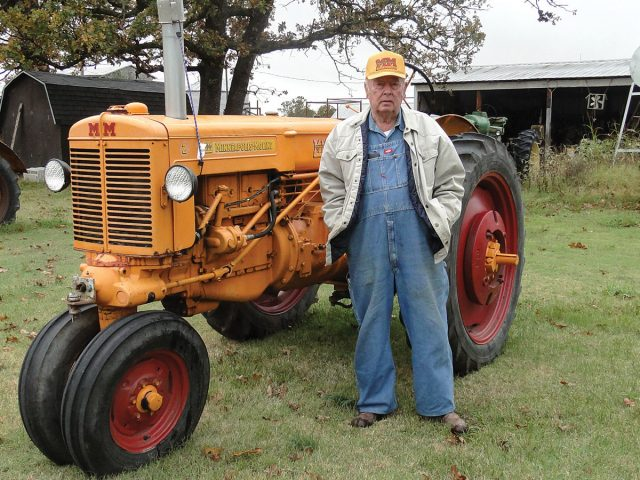 A Love for Tractors